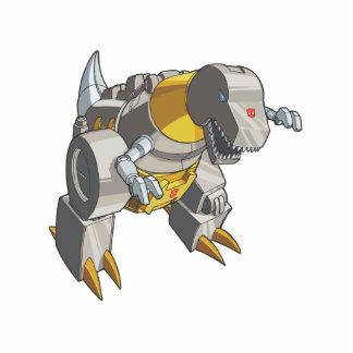 Grimlock Dino Mode Standing Photo Sculpture