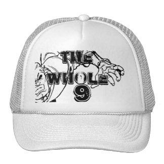 GRIMM 9 TRUCKER HAT