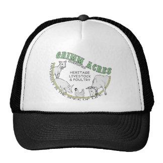Grimm Acres Cap Trucker Hat