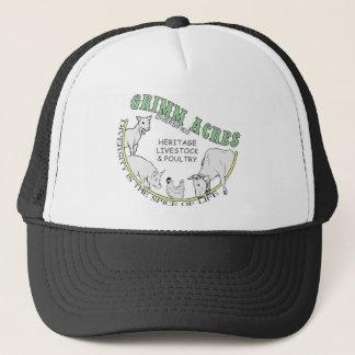 Grimm Acres, Diversified Logo Trucker Hat