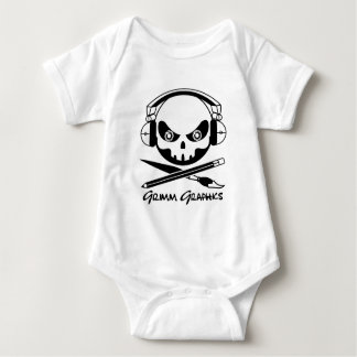 Grimm Graphics Baby Bodysuit