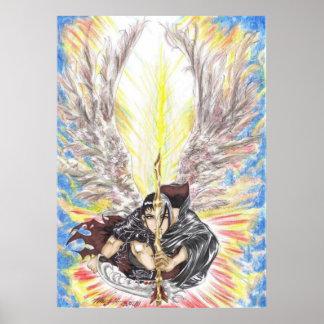 Grimm Reaper Angel Poster!