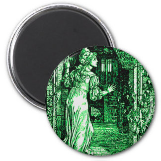 Grimm's Robber Bridegroom Fridge Magnets