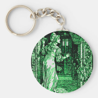 Grimm's Robber Bridegroom Key Chain