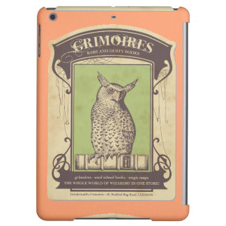 Grimoires Owl Cover For iPad Air