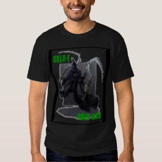 GrimReaper007_t, Killa-E, Ginzu Click T Shirt