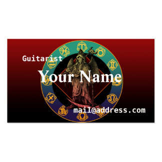 grimreaper Double-Sided standard business cards (Pack of 100)