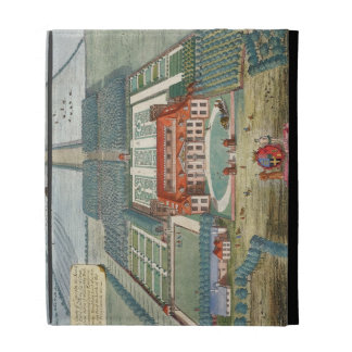 Grimsthorp in the county of Lincoln engraved by Jo iPad Cases