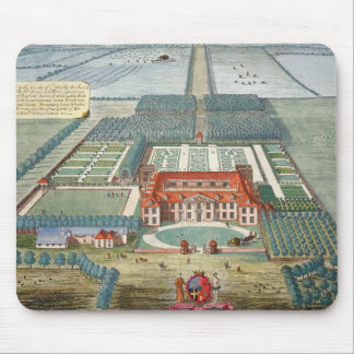 Grimsthorp in the county of Lincoln engraved by Jo Mouse Pad