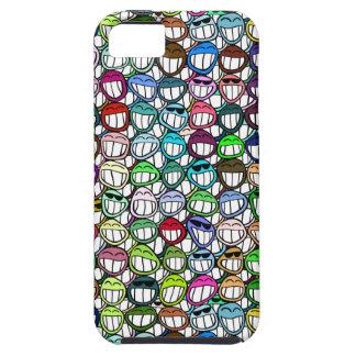 Grin 1 iPhone Case