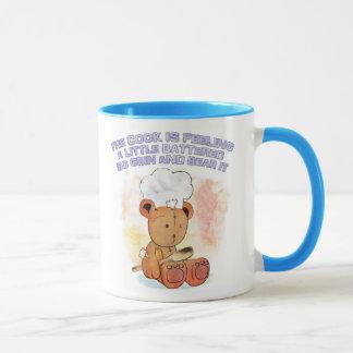 grin and bear-cook mug