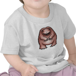 Grin and bear it (infant) shirt