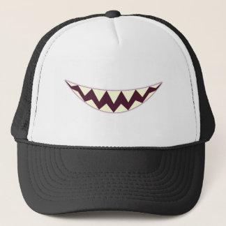 Grin Grinsekatze grin Cheshire cat Trucker Hat