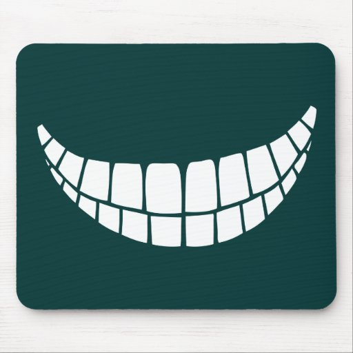 Grin II Mouse Pad