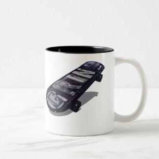 Grind1 Two-Tone Coffee Mug