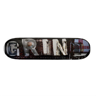 Grind Series #1 Skateboard