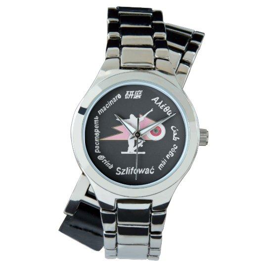 Logo Wrist Watches | Zazzle