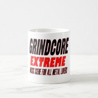"GRINDCORE - ""Mug"" Coffee Mug"