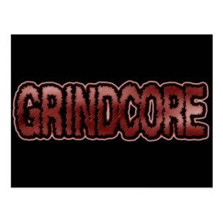 Grindcore Postcard
