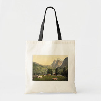 Grindelwald, cows in pasture, Bernese Oberland, Sw Bags