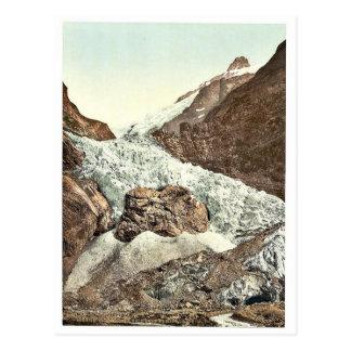Grindelwald, Unterer Grindelwald Glacier, Bernese Postcard