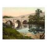 Grindleford Bridge, Derbyshire, England Postcards