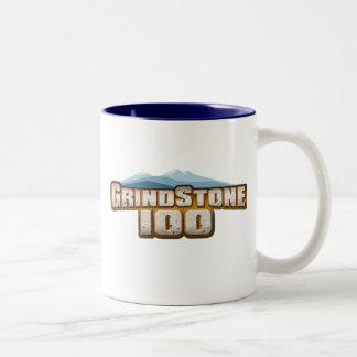 Grindstone 100 Two-Tone coffee mug