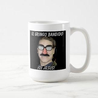 Gringo Bandido del EL Taza Clásica