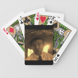 Gringo Loco Bicycle Playing Cards