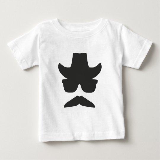 Gringo Moustache Baby T-Shirt