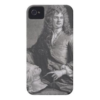 Grinling Gibbons (1648-1721) (litho) iPhone 4 Case-Mate Cárcasas