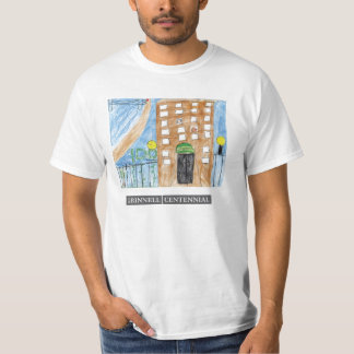 Grinnell at 100, #1 t-shirt