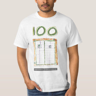 Grinnell at 100, #7 tee shirt