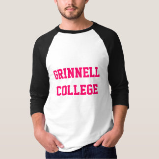 Grinnell College Tee Shirt