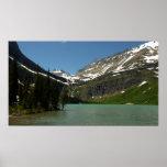 Grinnell Lake at Glacier National Park Poster