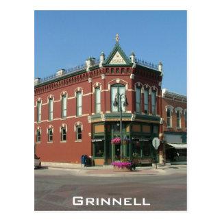 Grinnell Postcard