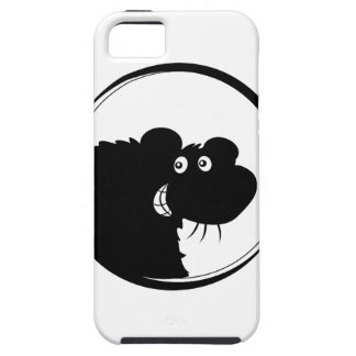 Grinning Bear iPhone SE/5/5s Case