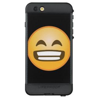Grinning Emoji LifeProof NÜÜD iPhone 6s Plus Case