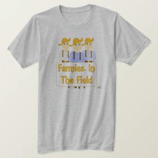 Grinning Farmies BRB Brown Pants Farmies In The Fi T-Shirt