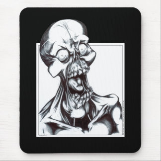Grinning Ghoul Mouse Pad