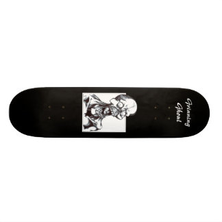 Grinning Ghoul Skateboard Decks