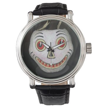 Halloween Themed Grinning Ghoul Watch