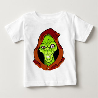 Grinning Green Ghoul Baby T-Shirt