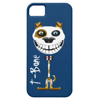 Grinning Pitt Bull dog. Smiling terrier puppy iPhone SE/5/5s Case