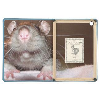 grinning rat iPad Air Dodo case Case For iPad Air
