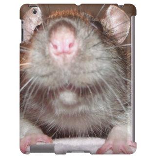 grinning rat iPad case