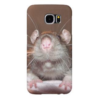 grinning rat Samsung Galaxy S6 case