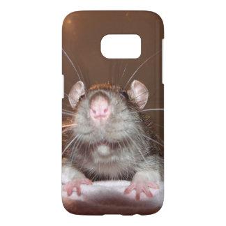 Grinning rat Samsung Galaxy S7 case