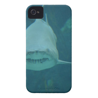 Grinning Shark iPhone 4 Case-Mate Cases