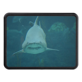 Grinning Shark Trailer Hitch Covers